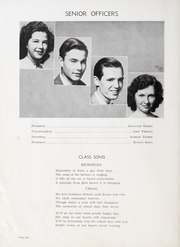 Page 10, 1949 Edition, Goldston High School - Gold Stone Yearbook (Goldston, NC) online yearbook collection