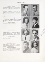 Page 11, 1949 Edition, Goldston High School - Gold Stone Yearbook (Goldston, NC) online yearbook collection