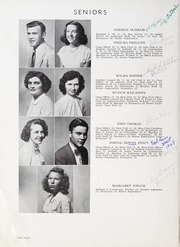 Page 12, 1949 Edition, Goldston High School - Gold Stone Yearbook (Goldston, NC) online yearbook collection