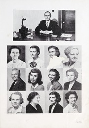 Page 9, 1949 Edition, Goldston High School - Gold Stone Yearbook (Goldston, NC) online yearbook collection