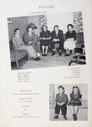 Goldston High School - Gold Stone Yearbook (Goldston, NC) online yearbook collection, 1953 Edition, Page 10