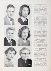 Goldston High School - Gold Stone Yearbook (Goldston, NC) online yearbook collection, 1953 Edition, Page 12