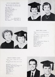 Goldston High School - Gold Stone Yearbook (Goldston, NC) online yearbook collection, 1954 Edition, Page 15