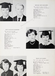 Goldston High School - Gold Stone Yearbook (Goldston, NC) online yearbook collection, 1954 Edition, Page 16 of 84