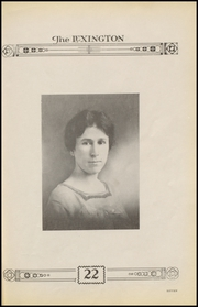 Page 11, 1922 Edition, Gonzales High School - Lexington Yearbook (Gonzales, TX) online yearbook collection