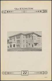 Page 7, 1922 Edition, Gonzales High School - Lexington Yearbook (Gonzales, TX) online yearbook collection
