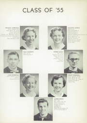 Gonzales High School - Spartan Yearbook (Gonzales, CA) online yearbook collection, 1955 Edition, Page 13