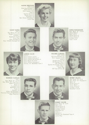 Gonzales High School - Spartan Yearbook (Gonzales, CA) online yearbook collection, 1955 Edition, Page 14 of 252