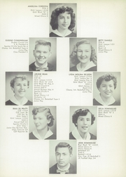 Gonzales High School - Spartan Yearbook (Gonzales, CA) online yearbook collection, 1955 Edition, Page 15