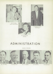 Gonzales High School - Spartan Yearbook (Gonzales, CA) online yearbook collection, 1955 Edition, Page 7 of 252