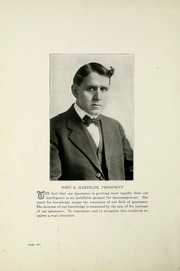 Goshen College - Maple Leaf Yearbook (Goshen, IN) online yearbook collection, 1917 Edition, Page 10