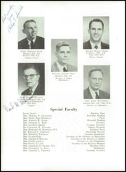 Governors Academy - Milestone Yearbook (Byfield, MA) online yearbook collection, 1957 Edition, Page 14 of 124