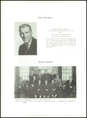 Governors Academy - Milestone Yearbook (Byfield, MA) online yearbook collection, 1957 Edition, Page 16