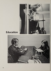 Grace College - Heritage Yearbook (Winona Lake, IN) online yearbook collection, 1973 Edition, Page 42