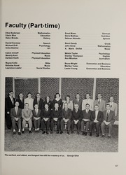 Grace College - Heritage Yearbook (Winona Lake, IN) online yearbook collection, 1973 Edition, Page 51