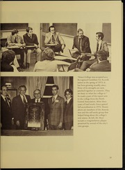 Grace College - Heritage Yearbook (Winona Lake, IN) online yearbook collection, 1976 Edition, Page 25