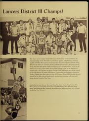 Grace College - Heritage Yearbook (Winona Lake, IN) online yearbook collection, 1976 Edition, Page 95