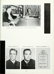 Grace Theological Seminary - Xapis / Grace Yearbook (Winona Lake, IN) online yearbook collection, 1960 Edition, Page 101