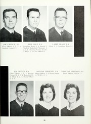 Grace Theological Seminary - Xapis / Grace Yearbook (Winona Lake, IN) online yearbook collection, 1960 Edition, Page 103