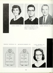 Grace Theological Seminary - Xapis / Grace Yearbook (Winona Lake, IN) online yearbook collection, 1960 Edition, Page 108 of 152
