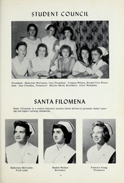 Grace Hospital School of Nursing - Silver Cross Yearbook (Morganton, NC) online yearbook collection, 1960 Edition, Page 21 of 46