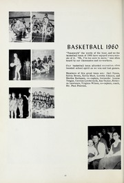 Grace Hospital School of Nursing - Silver Cross Yearbook (Morganton, NC) online yearbook collection, 1960 Edition, Page 22