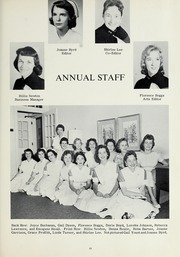 Grace Hospital School of Nursing - Silver Cross Yearbook (Morganton, NC) online yearbook collection, 1961 Edition, Page 37