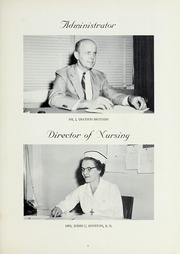Grace Hospital School of Nursing - Silver Cross Yearbook (Morganton, NC) online yearbook collection, 1962 Edition, Page 13
