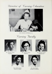 Grace Hospital School of Nursing - Silver Cross Yearbook (Morganton, NC) online yearbook collection, 1962 Edition, Page 14 of 56
