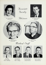 Grace Hospital School of Nursing - Silver Cross Yearbook (Morganton, NC) online yearbook collection, 1962 Edition, Page 15