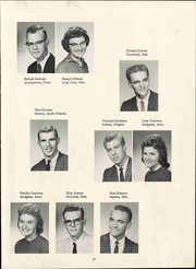 Grace University - Charis Yearbook (Omaha, NE) online yearbook collection, 1962 Edition, Page 35