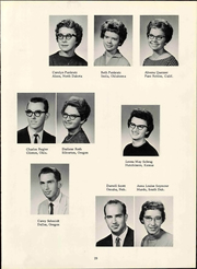 Grace University - Charis Yearbook (Omaha, NE) online yearbook collection, 1962 Edition, Page 37