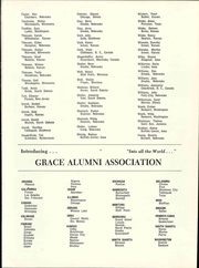 Grace University - Charis Yearbook (Omaha, NE) online yearbook collection, 1965 Edition, Page 117