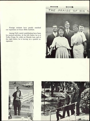 Grace University - Charis Yearbook (Omaha, NE) online yearbook collection, 1966 Edition, Page 17