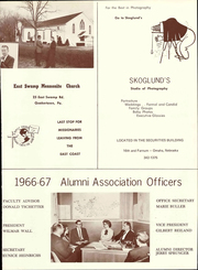 Grace University - Charis Yearbook (Omaha, NE) online yearbook collection, 1967 Edition, Page 125