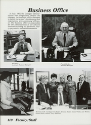 Grace University - Charis Yearbook (Omaha, NE) online yearbook collection, 1984 Edition, Page 114 of 144