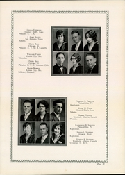 Graceland University - Acacia Yearbook (Lamoni, IA) online yearbook collection, 1929 Edition, Page 65