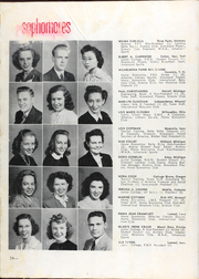 Graceland University - Acacia Yearbook (Lamoni, IA) online yearbook collection, 1946 Edition, Page 27 of 136