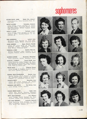 Graceland University - Acacia Yearbook (Lamoni, IA) online yearbook collection, 1946 Edition, Page 28