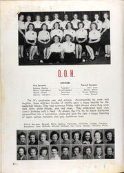 Graceland University - Acacia Yearbook (Lamoni, IA) online yearbook collection, 1946 Edition, Page 85
