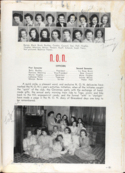 Graceland University - Acacia Yearbook (Lamoni, IA) online yearbook collection, 1946 Edition, Page 86 of 136