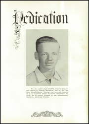 Grafton High School - Chatterbox Yearbook (Grafton, IA) online yearbook collection, 1959 Edition, Page 7