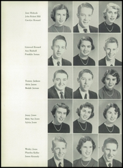 Grainger High School - Kay Aitch Ess Yearbook (Kinston, NC) online yearbook collection, 1954 Edition, Page 50