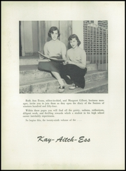 Grainger High School - Kay Aitch Ess Yearbook (Kinston, NC) online yearbook collection, 1954 Edition, Page 8 of 176