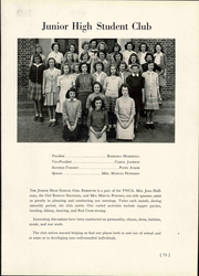 Granby High School - Yearbook (Norfolk, VA) online yearbook collection, 1945 Edition, Page 77