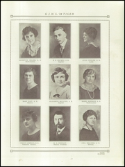 Grand Junction High School - Tiger Yearbook (Grand Junction, CO) online yearbook collection, 1924 Edition, Page 13 of 88