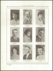 Grand Junction High School - Tiger Yearbook (Grand Junction, CO) online yearbook collection, 1924 Edition, Page 14