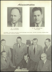 Grand Junction High School - Whiz Bang Yearbook (Grand Junction, IA) online yearbook collection, 1954 Edition, Page 6