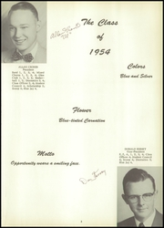 Grand Junction High School - Whiz Bang Yearbook (Grand Junction, IA) online yearbook collection, 1954 Edition, Page 7 of 48
