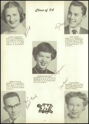 Grand Junction High School - Whiz Bang Yearbook (Grand Junction, IA) online yearbook collection, 1954 Edition, Page 8